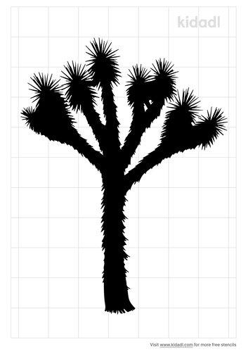 joshua-tree-stencil