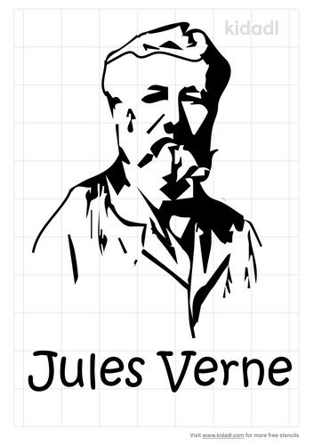 jules-verne-stencil