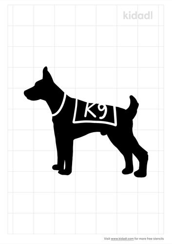 k-9-army-dog-stencil.png