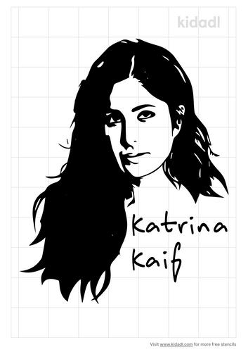 katrina-kaif-stencil