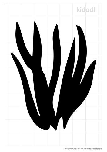 kelp-stencil