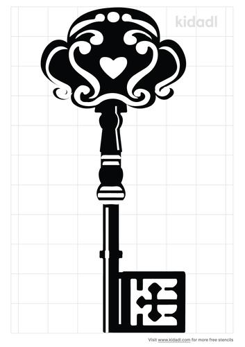key-stencil