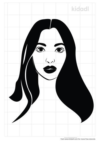 kim-kardashian-stencil