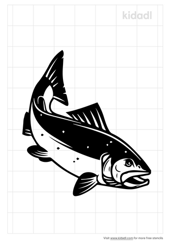 king-salmon-fishing-stencil