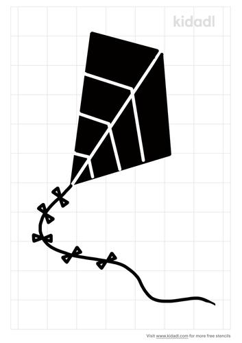 kite-stencil
