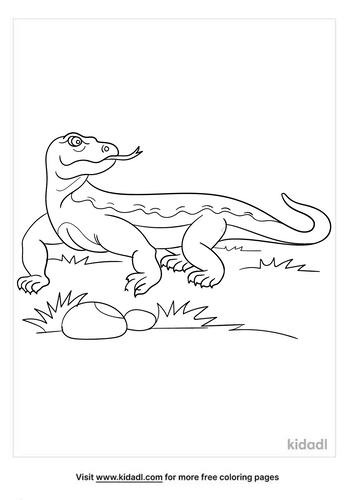 komodo dragon coloring page-4-lg.png