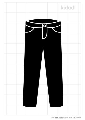 ladies-dress-pants-stencil.png