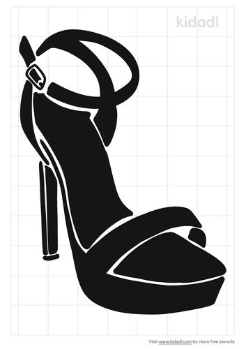 ladies-high-heel-shoe-stencil.png
