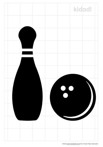 last-bowling-pin-standing-stencil