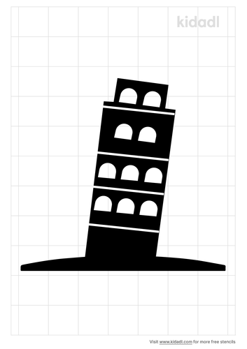 leaning-tower-of-pisa-stencil.png