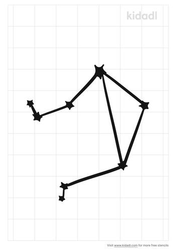 libra-constellation-stencil
