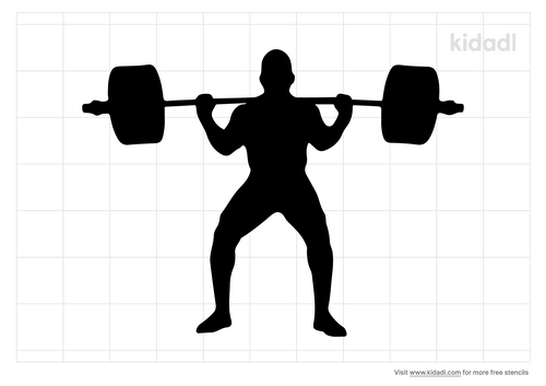 lifting-weight-stencil