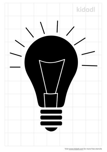 light-bulb-stencil