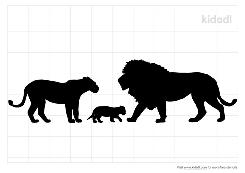 lion-family-stencil.png