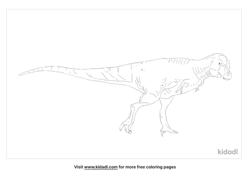 lythronax-coloring-page