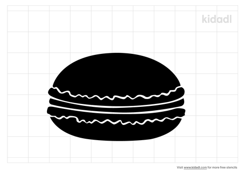 macaron-stencil