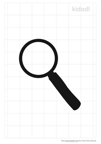 magnifying-glass-stencil