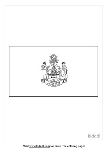maine state flag coloring page-lg.png