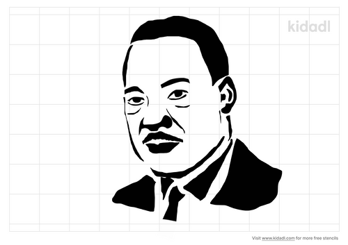 martin-luther-king-stencil