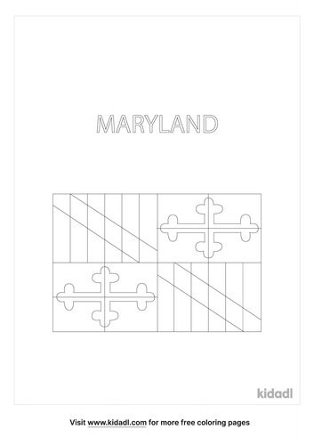 maryland-flag-coloring-page.png