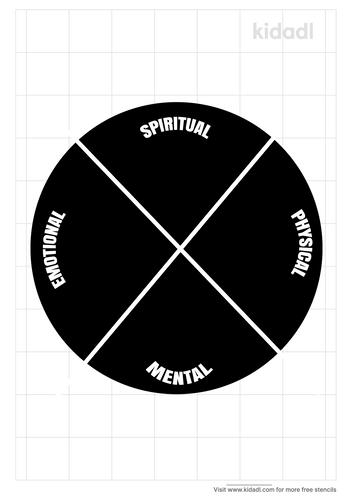 medicine-wheel-stencil