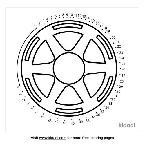 medium-bike-wheel-dot-to-dot