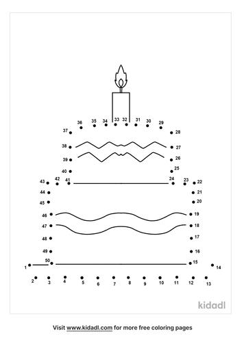 medium-birthday-cake-dot-to-dot