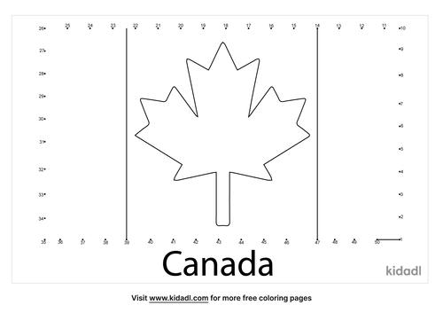 medium-canada-flag-dot-to-dot