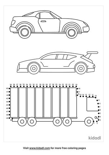medium-cars-and-truck-dot-to-dot