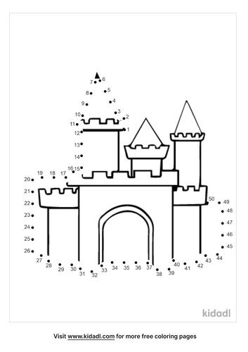 medium-castle-dot-to-dot