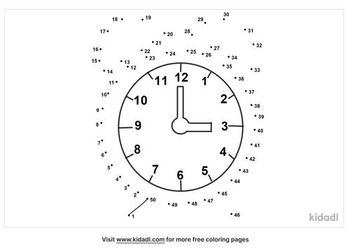 medium-clock-dot-to-dot