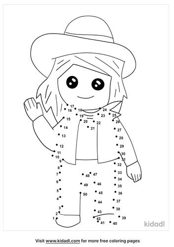 medium-cowgirls-dot-to-dot