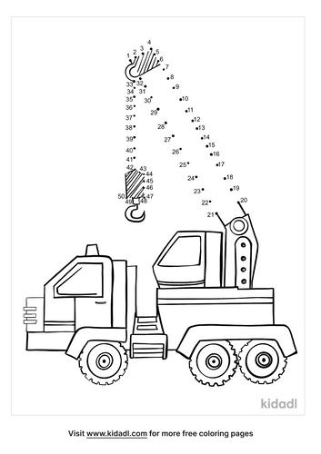 medium-crane-truck-dot-to-dot