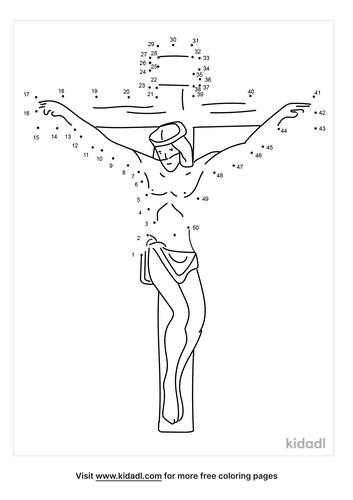 medium-crucifix-dot-to-dot