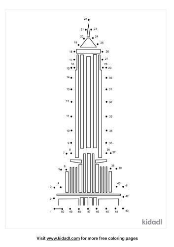 medium-empire-state-building-dot-to-dot