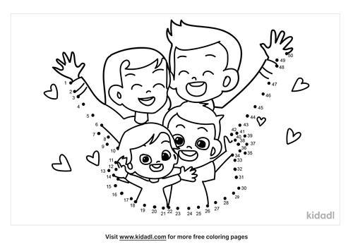 medium-family-dot-to-dot
