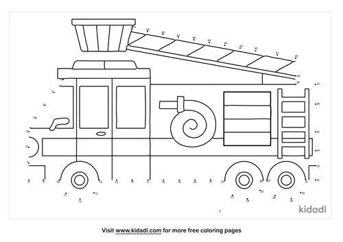 medium-fire-truck-dot-to-dot