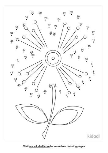 medium-four-leaf-clover-dot-to-dot