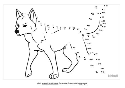 medium-fox-dot-to-dot