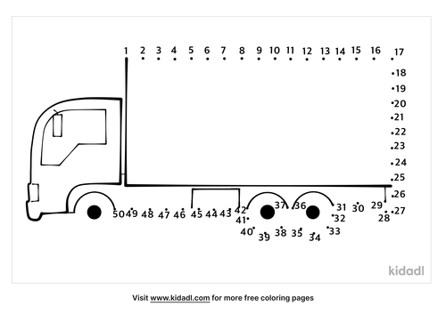 medium-freight-truck-dot-to-dot