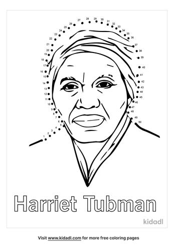 medium-harriet-tubman-dot-to-dot