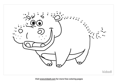 medium-hippo-dot-to-dot