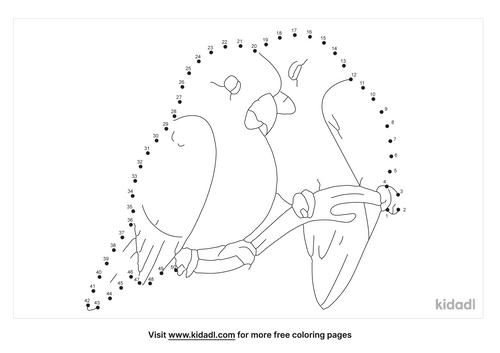 medium-lovebird-dot-to-dot