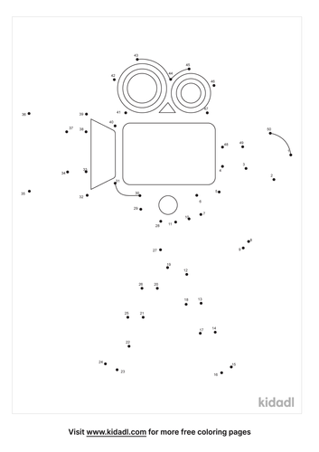 medium-movies-camera-dot-to-dot