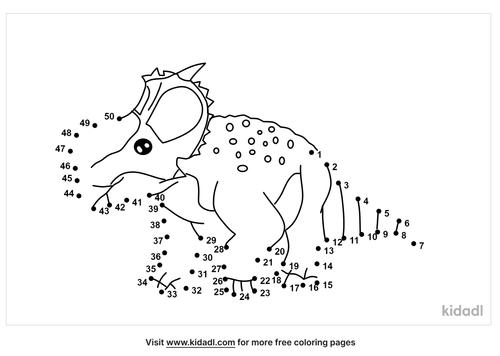 medium-pachyrhinosaurus-dot-to-dot