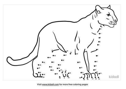 medium-panther-dot-to-dot