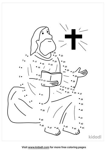 medium-paul-taught-about-jesus-dot-to-dot