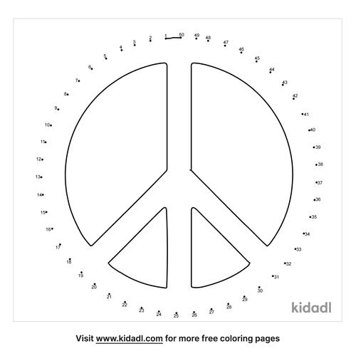 medium-peace-sign-dot-to-dot