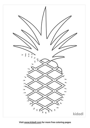 medium-pineapple-dot-to-dot