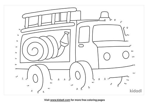 medium-rescue-vehicles-dot-to-dot